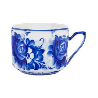Cup European the author's work, Gzhel Porcelain factory