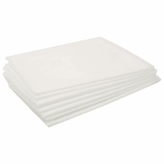 CLEANING / Non-sterile disposable sheets, set of 15 pcs., 160x200 cm, SMS 22 g / m2, white