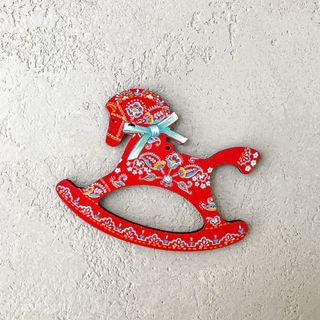 """Christmas tree toy """"Konyashka"""" (art 32)"""