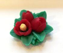 Handmade soap Flower Bouquet - mix of flowers