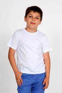 T-shirt D white Art. 3831