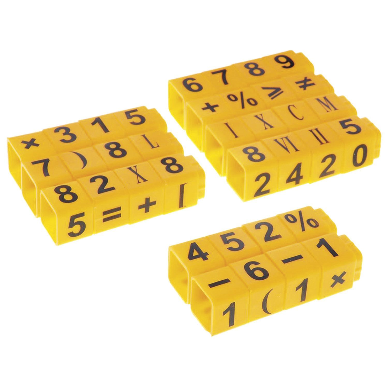 """Preceded by """"Smart blocks. 1, 2, 3, 4, 5"""", for math learning, INTELLIGENT"""