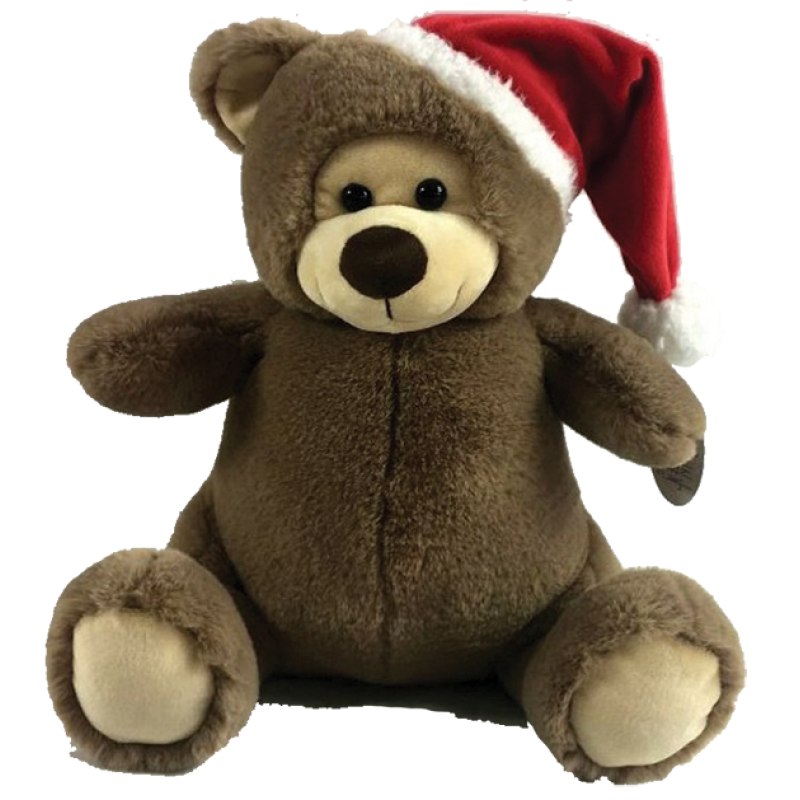 """New Year's gift """"Teddy bear"""" + set of sweets 900g."""