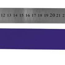 Steel line, double-sided engraved scale inch / mm, length 100cm 183570-100 UPRAVDOM