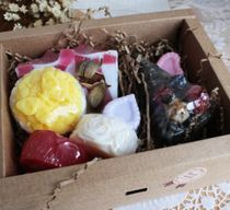 Dessert - a set of handmade soap as a gift