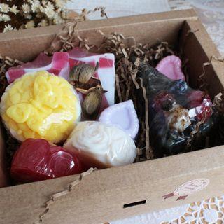 Dessert - a set of handmade soap as a gift