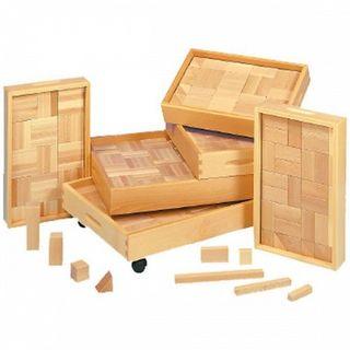 A set of building blocks