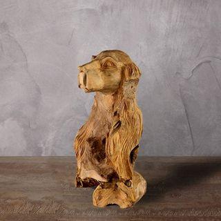 """Wooden figurine """"Dog"""""""