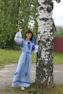 "Dress ""Vasilisa"""