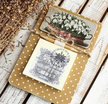 Magnet gift Snowdrops
