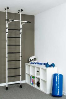Swedish wall for Teens and parents R8 with mounts in raspor, ROMANA