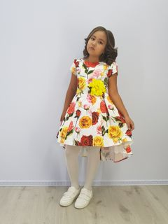 Children's elegant dress - Angelica (wholesale from the manufacturer)