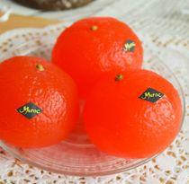 Handmade soap Mandarin Peel