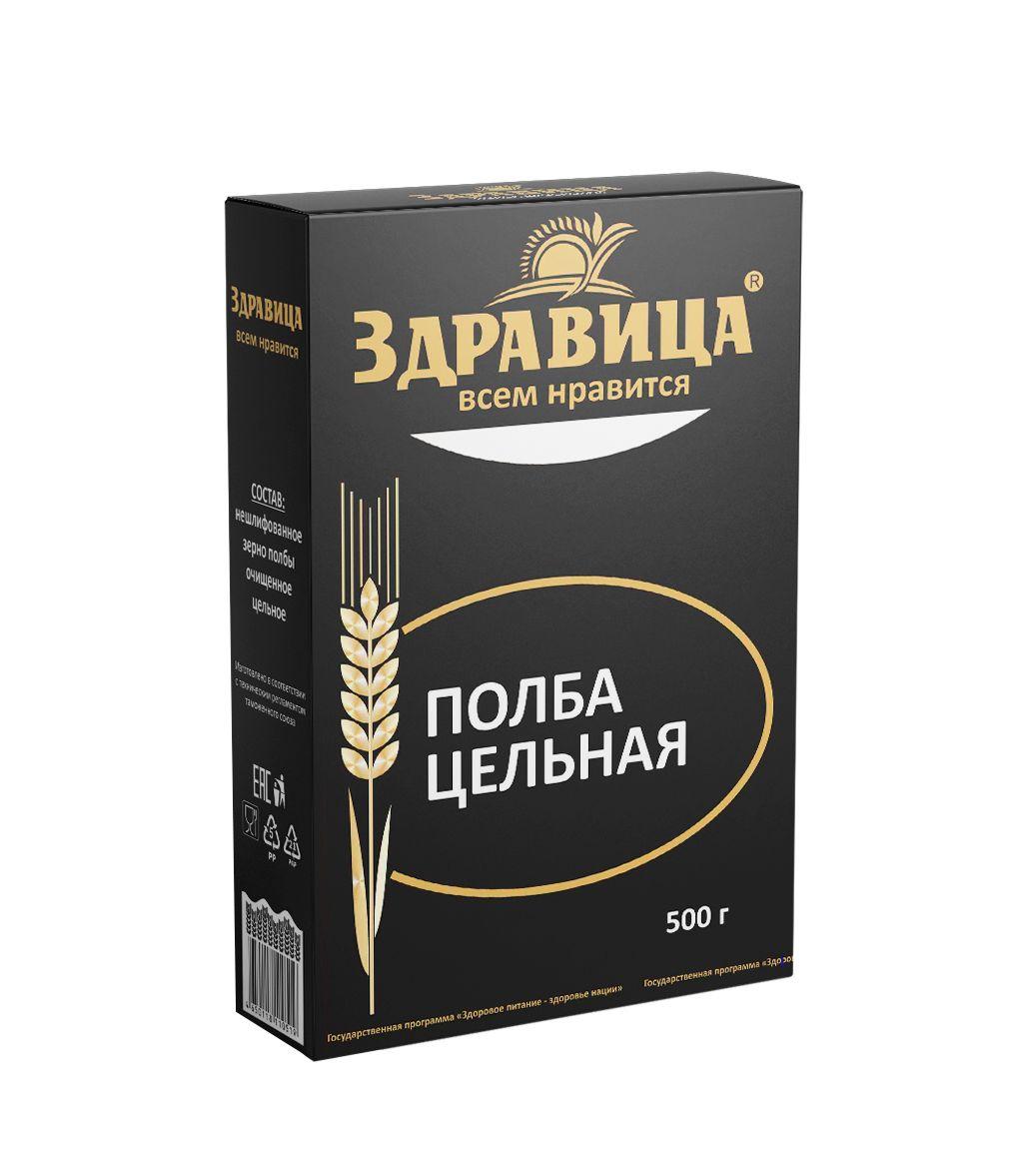 """Zdravitsa / Spelled whole """"Zdravitsa"""" 500 g"""