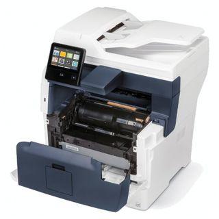 MFP laser XEROX VersaLink B405 (printer, scanner, copier, fax), A4, 45 ppm, 110,000 ppm, DUPLEX, DAPD, network card