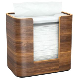 TORK / Tabletop napkin dispenser N4 Xpressnap wooden, holds 200 pcs. napkins