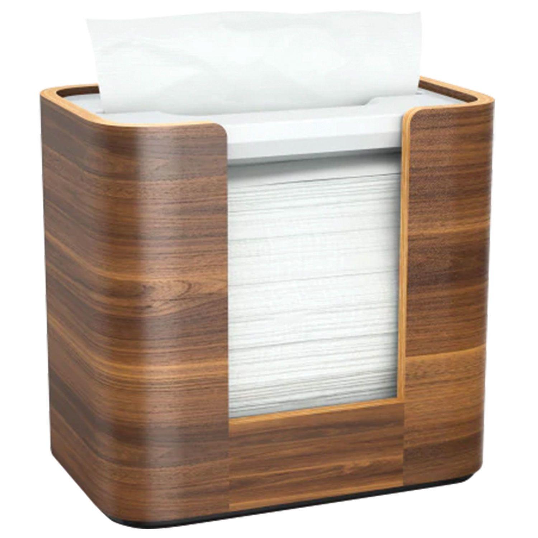 TORK / Tabletop napkin dispenser N4 Xpressnap wooden, holds 200 pcs. napkins
