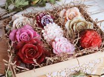 Set of useful soap Wonderful Garden
