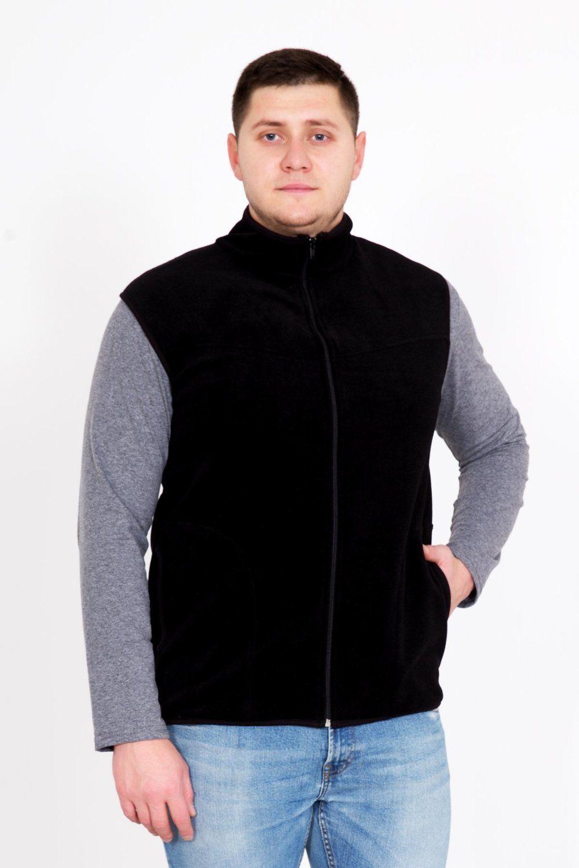 Lika Dress / Vest Man's fleece Art. 4332