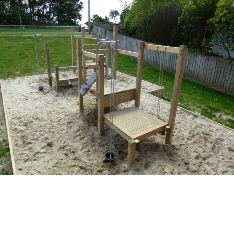 Hercules / Sand Play Complex