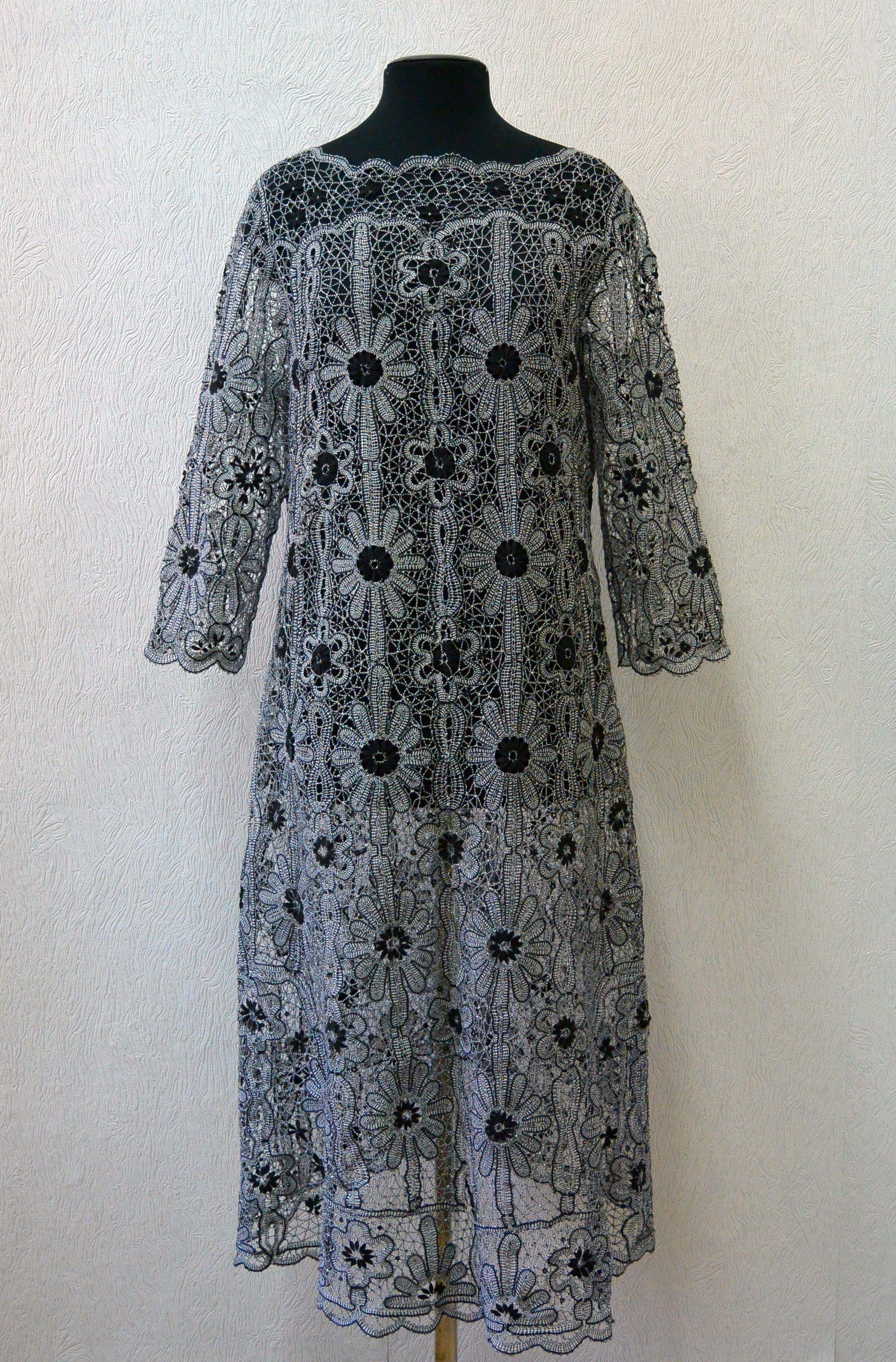 "Dress ""Yelets flower"""