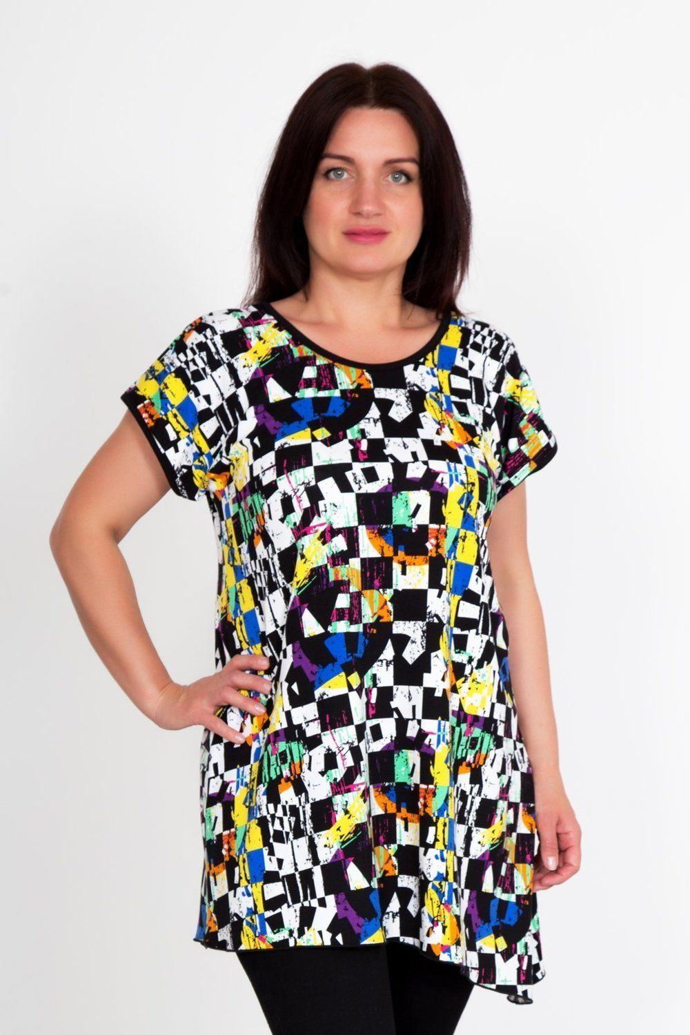 Lika Dress / Tunic Cascade Art. 3927