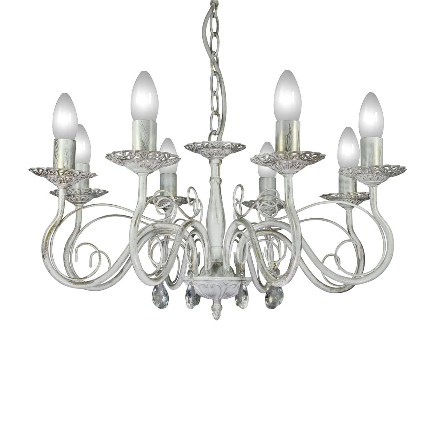 PETRASVET / Pendant chandelier S1164-8, 8xE14 max. 60W
