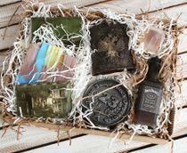Men's soap gift set February 23