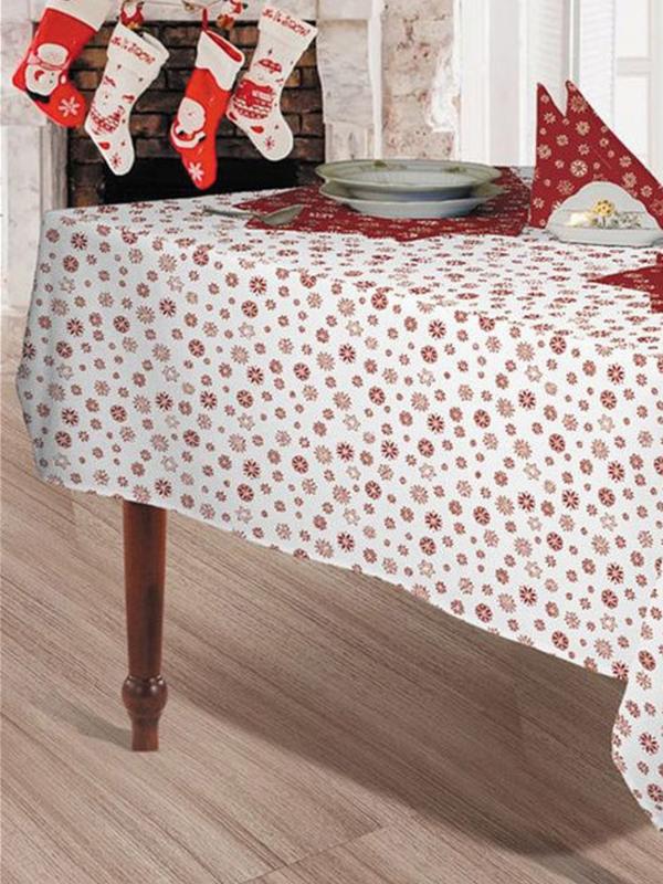 Shuisky chintz / Tablecloth DOMOSPHERE Rogozhka 9791-1