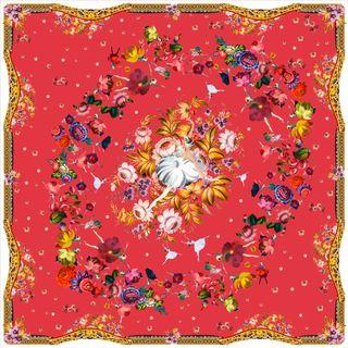 Shawl silk Carmen