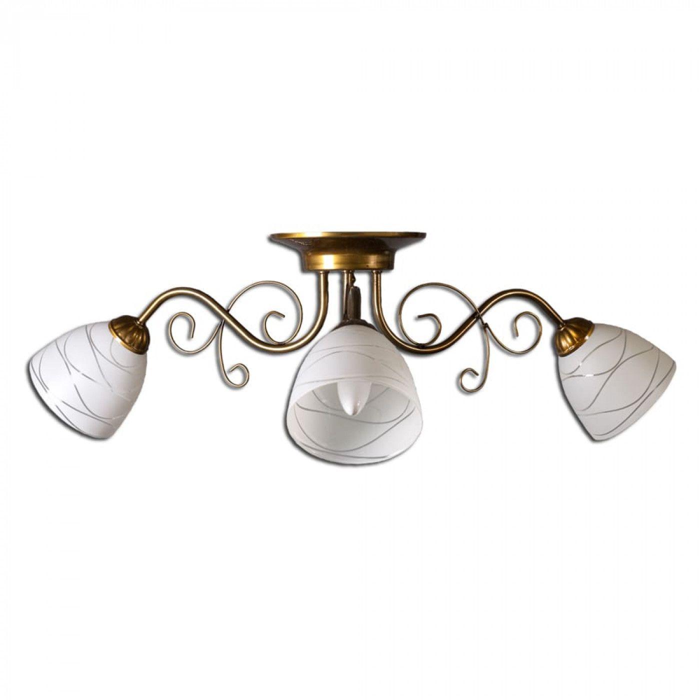 PETRASVET / Ceiling chandelier S2187-3, 3xE27 max. 60W