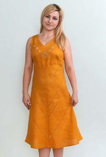 Sundress womens linen 9-260