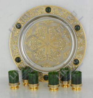 Jade set
