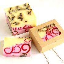 Watermelon, Lemon, Strawberry - gentle handmade soap