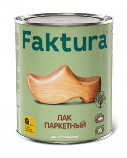FAKTURA parquet varnish glossy 0,7 l