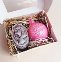 Handmade soap mini set New Year