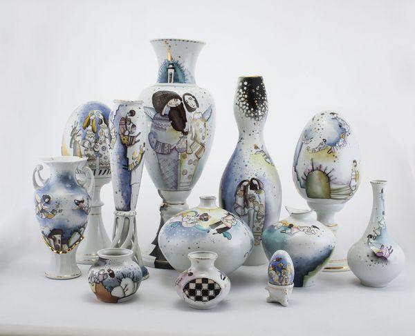 Dishes. Symbolism
