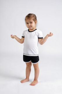 Set T-shirt / shorts K49FSH K