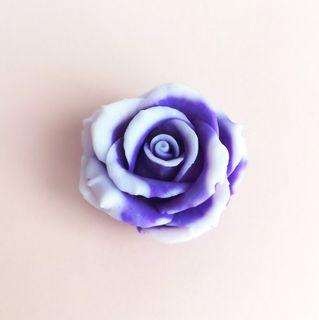 Handmade soap Purple rose
