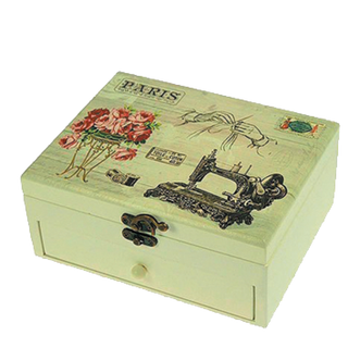 Packaging Casket for needlework