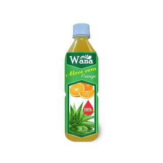 Tropical Aloe Vera Drink With Coconut Water Drink In Bottle 500ml
