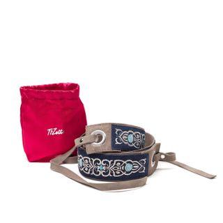 "Women's belt ""Rose aroma"""
