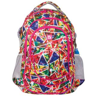 Backpack BRAUBERG for seniors/students/youth patterns,