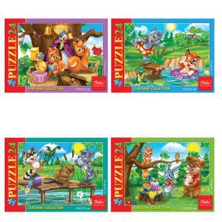 Puzzle MINI, 24 item A5,