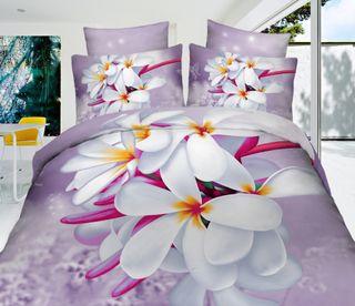 Satin bed linen 3D Rafaelo