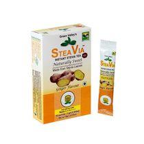 STEVIA INSTANT TEA (GINGER FLAVOR)