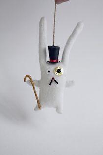 Rabbit. Suspension