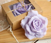 Lilac rose - handmade soap