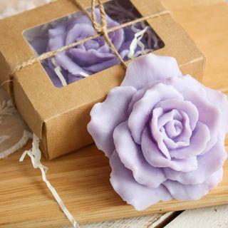 Lilac rose - handmade soap