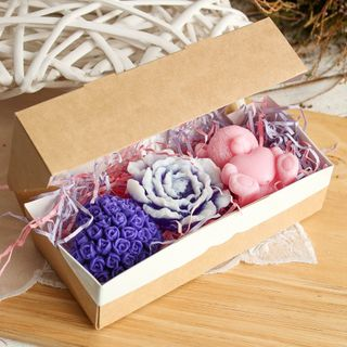 Handmade soap set For the most delicate